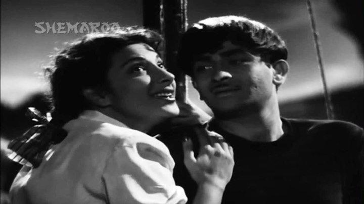 Индия.Бродяга (1951)_Dam Bhar Jo Udhar Moonh Fere