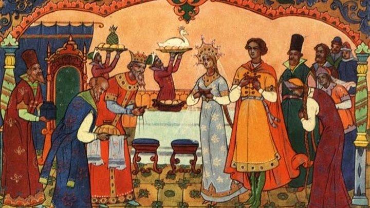 """5 КЛ. ЛИТЕРАТУРА. А.С. ПУШКИН. """" ЧТО ЕСТЬ КРАСОТА? """" ( по сказке А.С. ПУШКИНА """" Сказка о мёртвой царевне и семи богатырях)."""