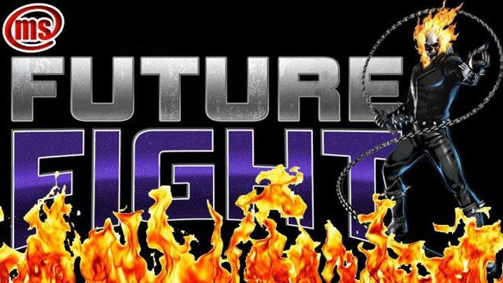 Призрачный гонщик Marvel Future Fight!