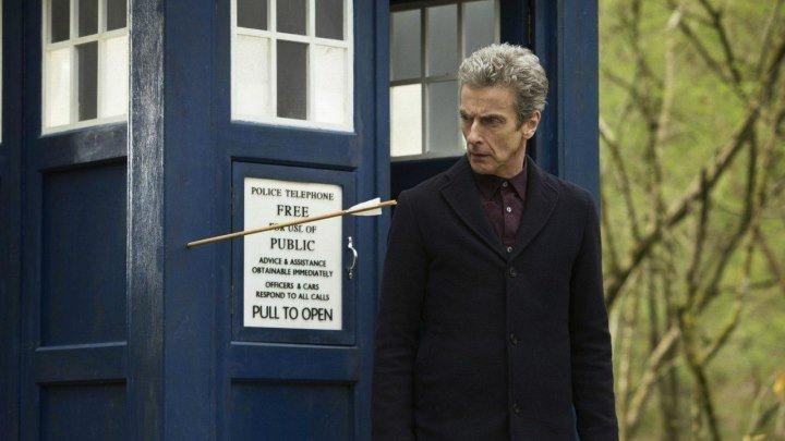 Доктор Кто: 8 сезон 3 серия «Робот Шервуда»