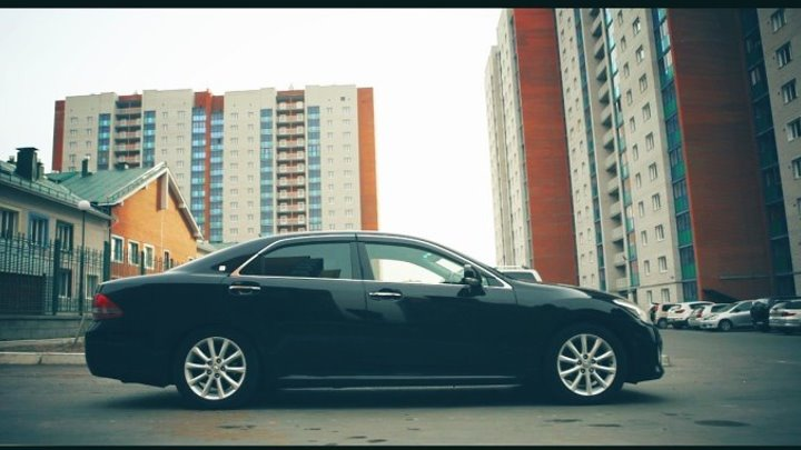 Тест-драйв Toyota Crown