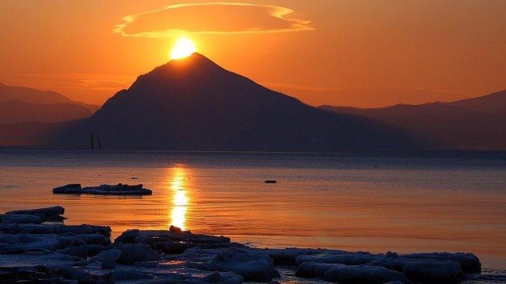 Находка-здесь солнце Родины встаёт