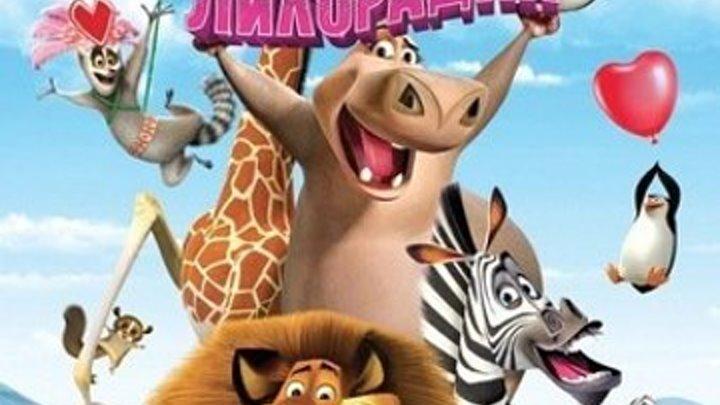 Безумный Мадагаскар Madly Madagascar (2013)