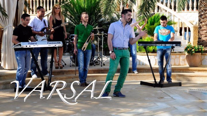 ➷ ❤ ➹VARSAL ➷ ❤ ➹Enan Eisai Kai Enas Eimai➷ ❤ ➹ 【Official Video】