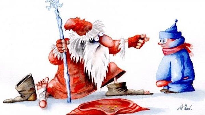Картинки по запросу пьяный дед мороз png