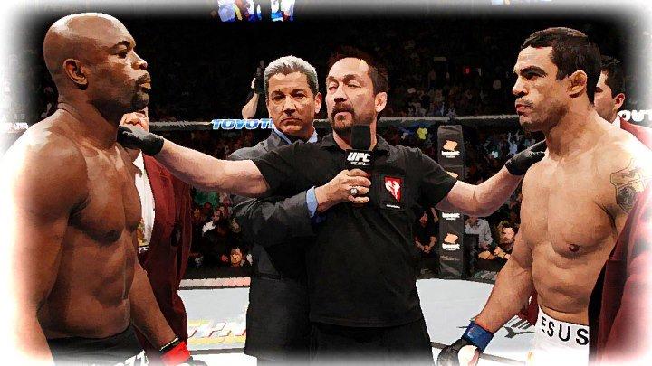 UFC 197 Silva vs Belfort 2.Промо. Бой 5 марта 2016.