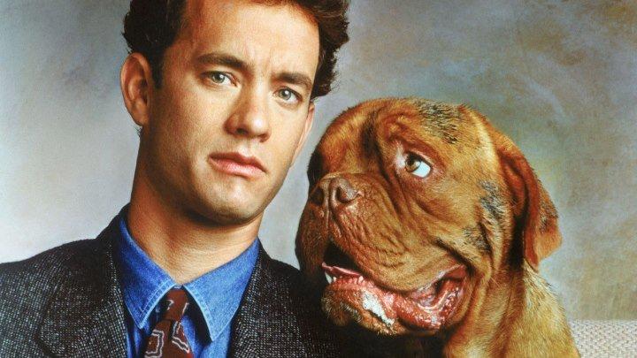 """""""Тернер и Хуч"""" _ (1989) комедия. (Full HD 1080p.)"""
