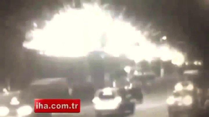 СРОЧНО !!!! Видео теракта в Стамбуле несколько часов назад...