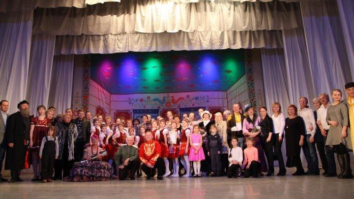 Подготовка к 80-летию Ансамбля народного танца Сударушка