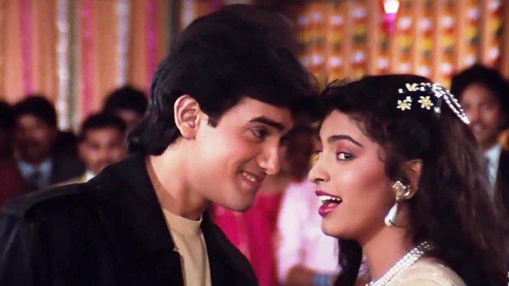 Индия.Любовь, любовь, любовь (1989)_Hum To Hain Dil Ke Deewane
