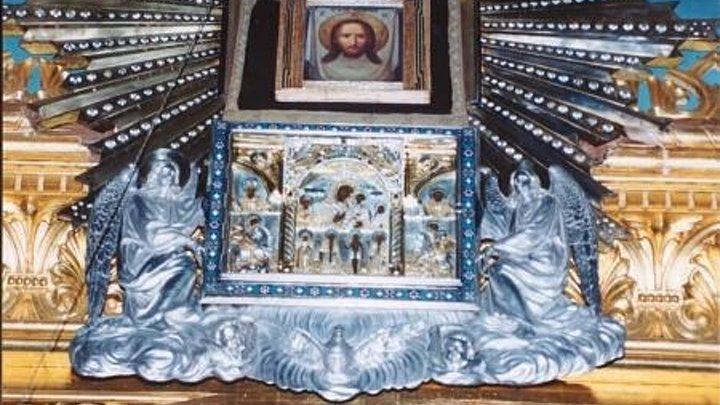 Икона Богородицы «В скорбех и печалех Утешение»