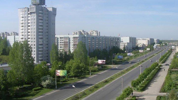 Последний город СССР.Новый город (Ульяновск)