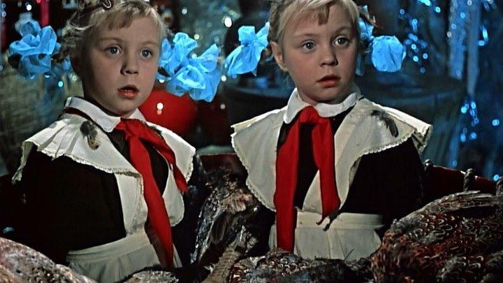 """""""Королевство кривых зеркал"""" _ (1963) Фильм-сказка. HD 720p"""