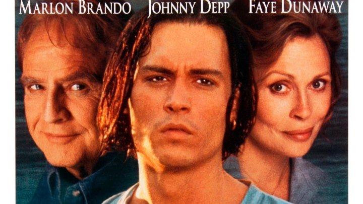 Дон Жуан де Марко (HD72Ор) • Мелодрама \ 1995г • Марлон Брандо, Джонни Депп, Фэй Данауэй и др...