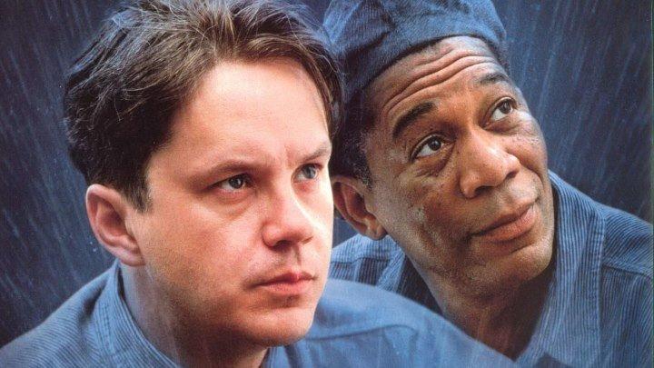 Побег из Шоушенка (HD72Ор) • Драма, криминал \ 1994г • Тим Роббинс, Морган Фриман и др...