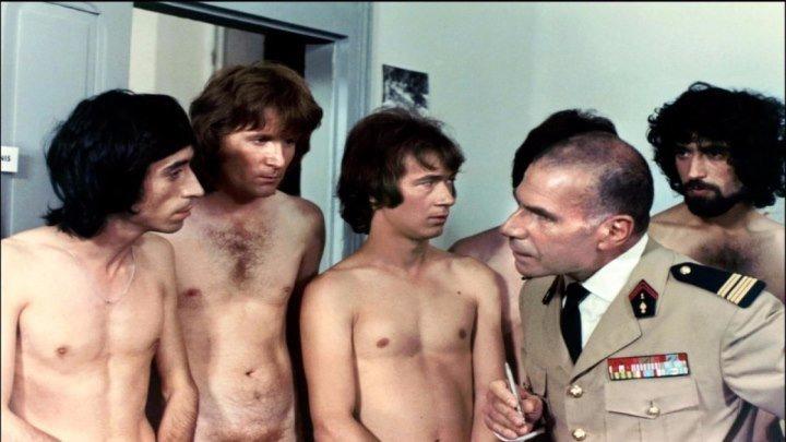 Безумные новобранцы / Новобранцы сходят с ума / Les Bidasses en Folie (1971) DVDRip
