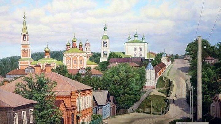 Касимовский Казанский женский монастырь