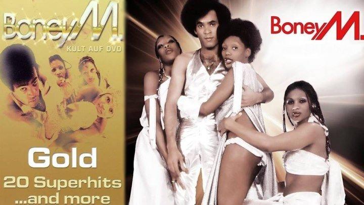 Boney M - Gold 20 Superhits and more (720x576p)(Kult Auf DVD)(DVDRip-AVC)(4.14Gb)