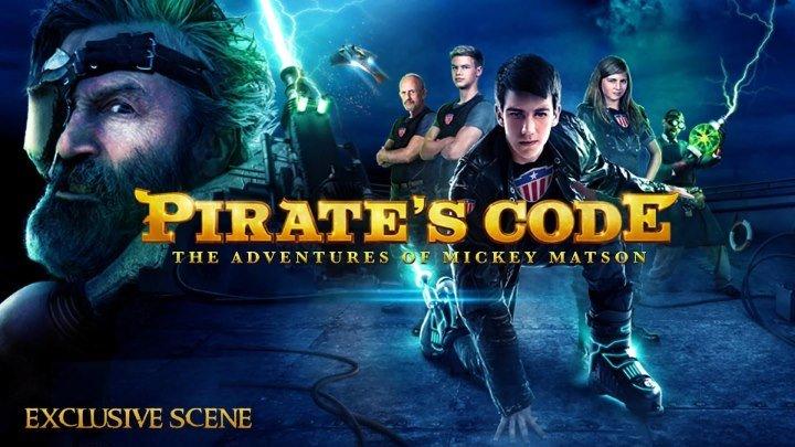 Кодекс пирата: Приключения Микки Мэтсона 2015