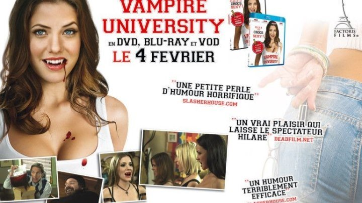 Университетский вампир _ Vamp U