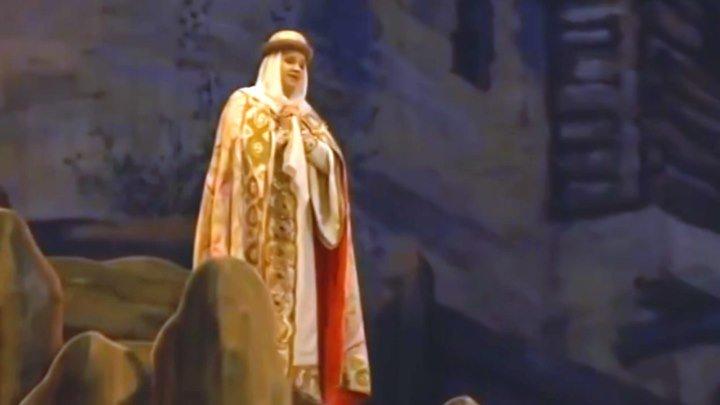 Опера Князь Игорь. Плач Ярославны
