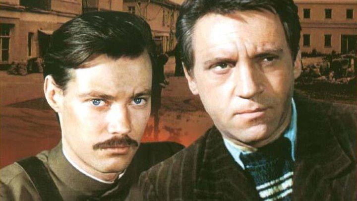 """""""Место встречи изменить нельзя"""" _ (1979) Детектив, приключения, боевик. Все серии!"""