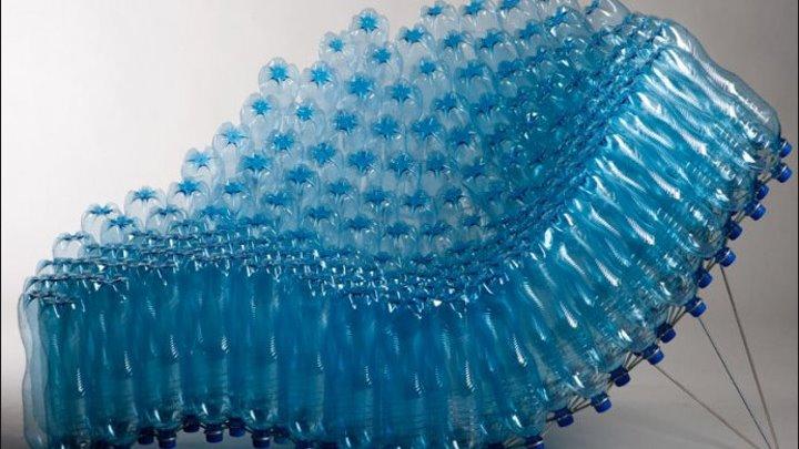 Я в шоке ! 5 идей из пластиковых бутылок #3_5 ideas about recycling plastic of bottles # 3