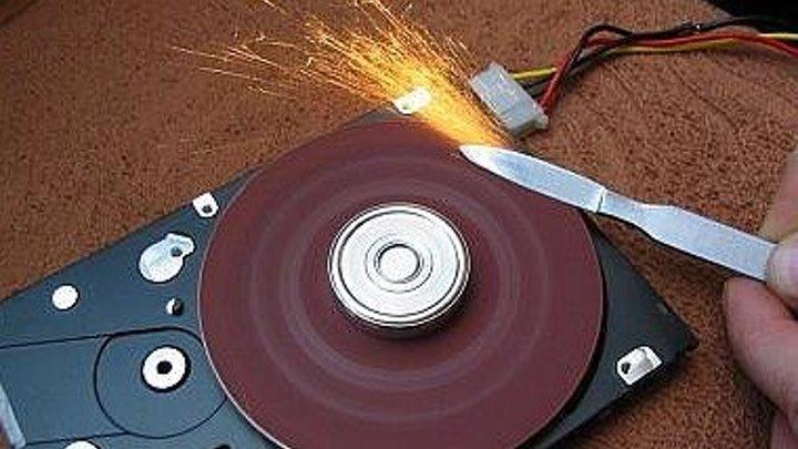 Я в шоке ! 3 идеи - что можно сделать из старого HDD_3 ideas - what can be made from an old HDD