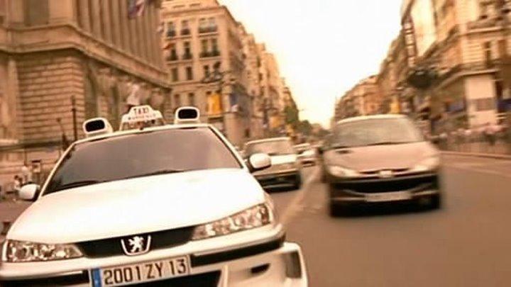 Такси 2 2000г. Боевик, комедия.
