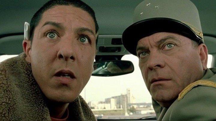 Такси 3 2003г. Боевик, комедия.