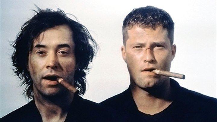 """""""Достучаться до Небес"""" _ (1997) драма,комедия,криминал. HD 720p"""