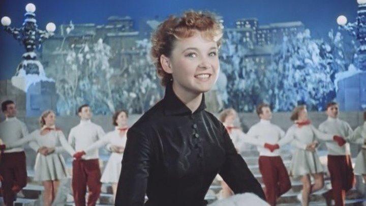 Карнавальная ночь 1956 г. Жанр: мюзикл, мелодрама, комедия.Страна: СССР.