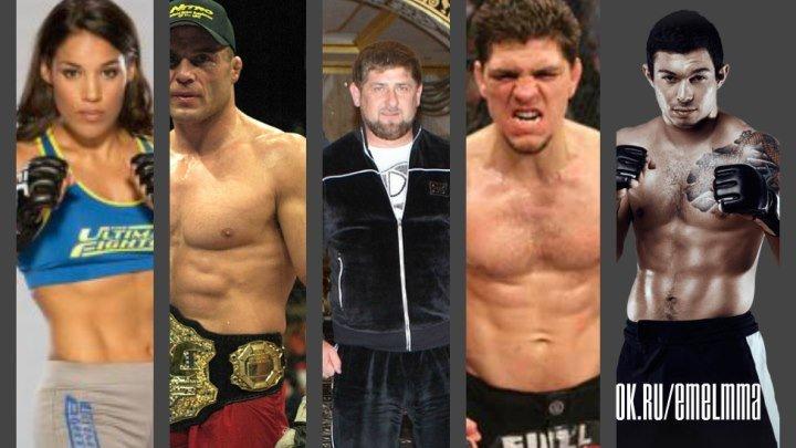 ★ ◈ℋტℬტℂTℕ ℳℳᗩ◈ Рамзан Кадыров нокаутировал бойца UFC ★