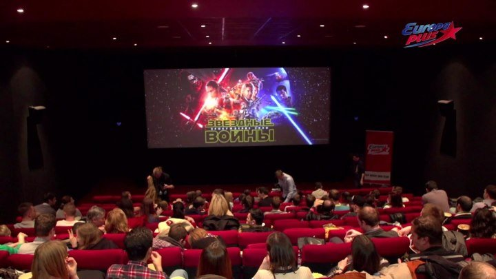"""КиноКайф: """"Звёздные войны: Пробуждение силы"""" - Европа Плюс"""