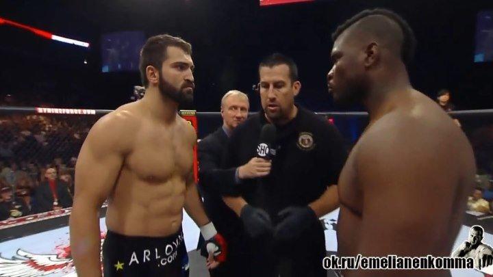 Андрей Арловский vs. Бретт Роджерс. Strikeforce. 2009.