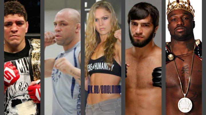 ★ ◈ℋტℬტℂTℕ ℳℳᗩ◈ Ронда Роузи Бойцы UFC угрожают Конору МакГрегору, Ника Диаза обокрали ★