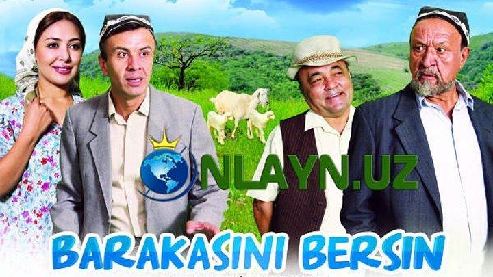 Barakasini bersin _ Баракасини берсин (Yangi Uzbek kino 2015)