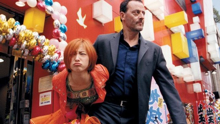 Васаби 2001 Комедия, криминал.