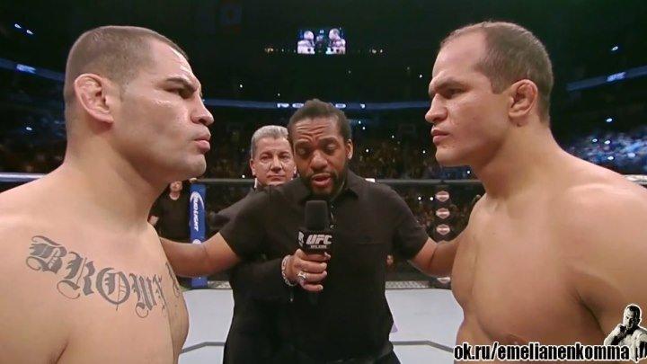 Кейн Веласкес vs. Джуниор Дос Сантос 3. UFC 166 . 2013
