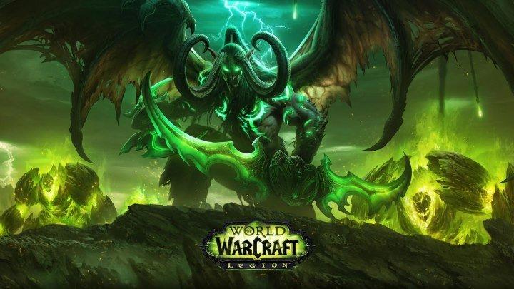 World of Warcraft׃ Legion | Русский дублированный трейлер (2016) (HD)