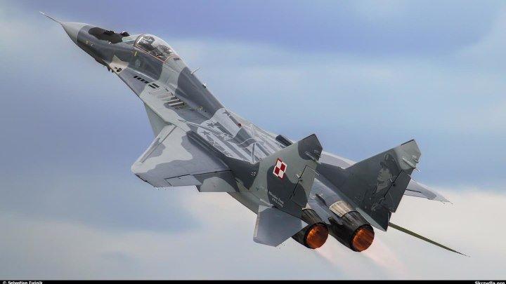 Наш МиГ-29.