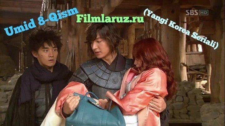Umid 8-Qism (Yangi Korea Seriali) Filmlaruz.ru