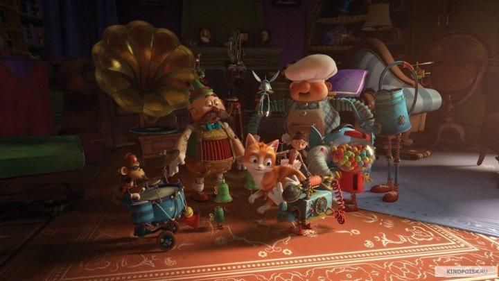 Кот Гром и заколдованный дом (The House of Magic) 2013 г.Жанр:мультфильм, семейный. Страна:США, Бельгия