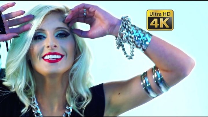 Noa Neal - Full Moon Party - 2014 - Official Video - Ultra HD 4K - группа Танцевальная Тусовка HD / Dance Party HD