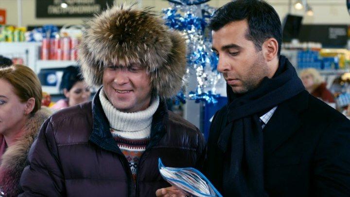 Елки 2010 Новогодняя комедия.