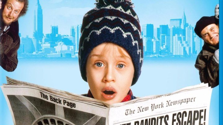 Один дома-2: Затерянный в Нью-Йорке (1992)