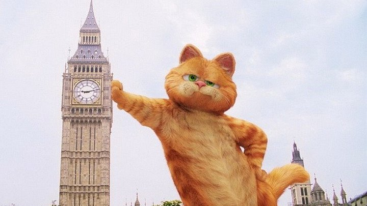 ГАРФИЛД 2 : История Двух Кошечек / Garfield: A Tail of Two Kitties (2006)