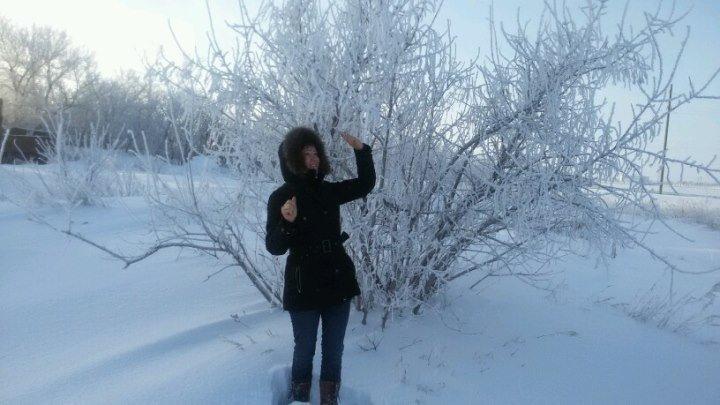 Этой зимой , в селе Красивом !