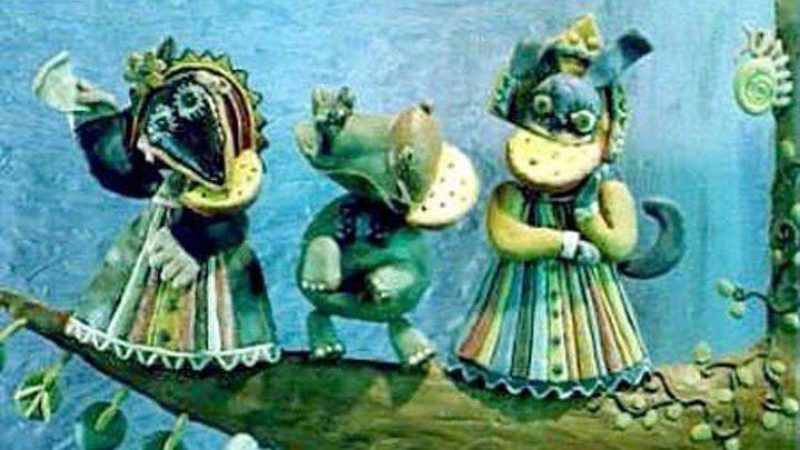 Пластилиновая ворона 1981 г. Жанр: мультфильм, короткометражка. Страна: СССР