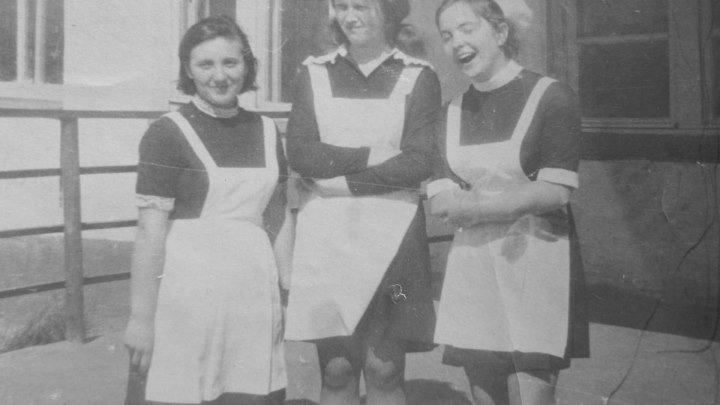 40 лет спустя))) Парфёновская средняя школа. Выпуск 1976 года
